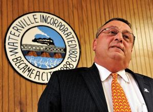 waterville mayor