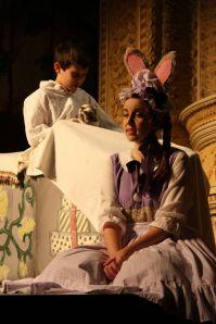 velveteen rabbit and boy