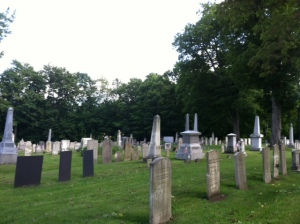 Monmouth Center Cemetery
