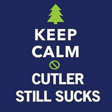cutler sucks