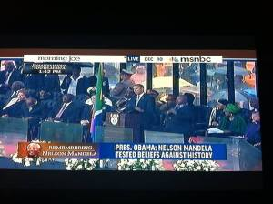 obama eulogy mandela