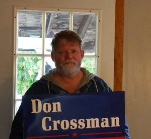 don crossman hd 120