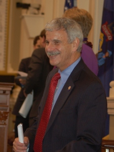 Senate Minority Leader Roger Katz (R-Kennebec)