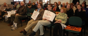 Cumberland County GOP members instructed how to be props for LePage admin anti-Medicaid expansion press conference