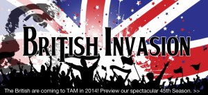 tam british invasion