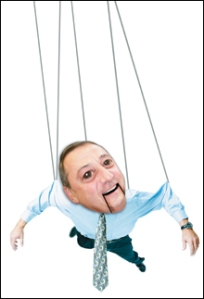 "Image via 2/7/11 Portland Phoenix article ""LePage's secret puppeteers"" by Colin Woodard."