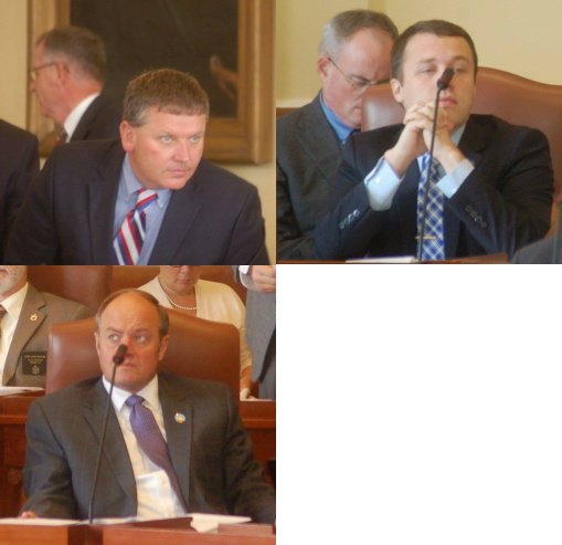 Maine Dick Woodbury Richard Legislator Rep