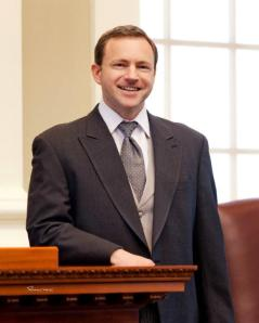 Speaker of the House Mark Eves